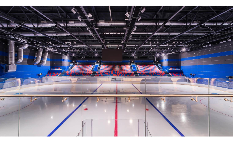В Саратове в Студгородке в 2020 году построят ледовую арену